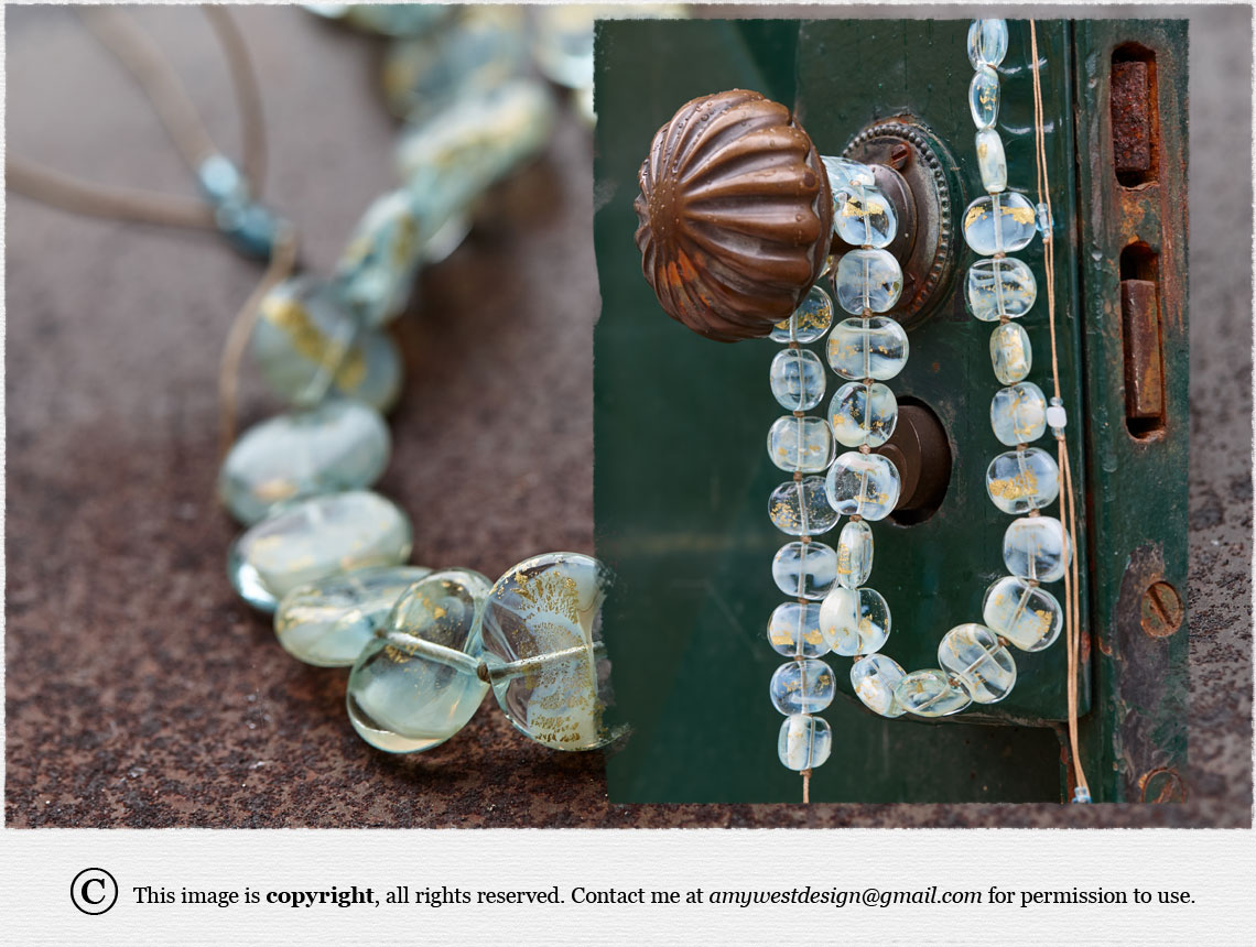 Sassetti Jewelry Collection by Amy West